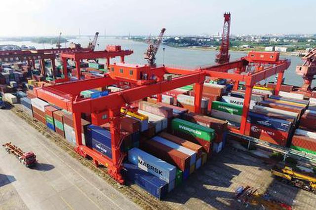 前10月湖北外贸进出口增速居全国第六