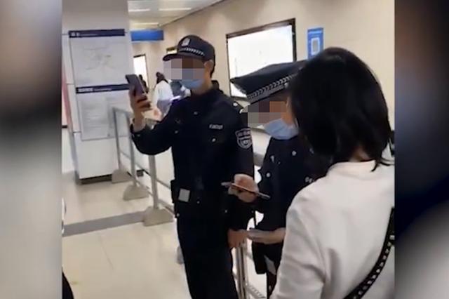 武汉坐地铁要查身份证?地铁官方辟谣:无相关信息