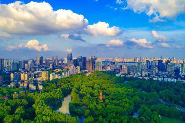 武汉前三季度空气质量成绩单出炉:优良天数比例87.2%