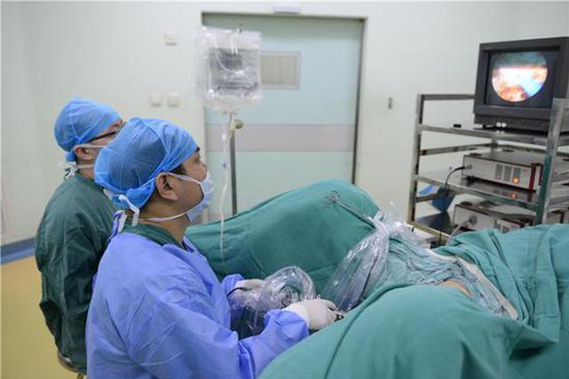 泌尿外科1470激光治疗前列腺增生