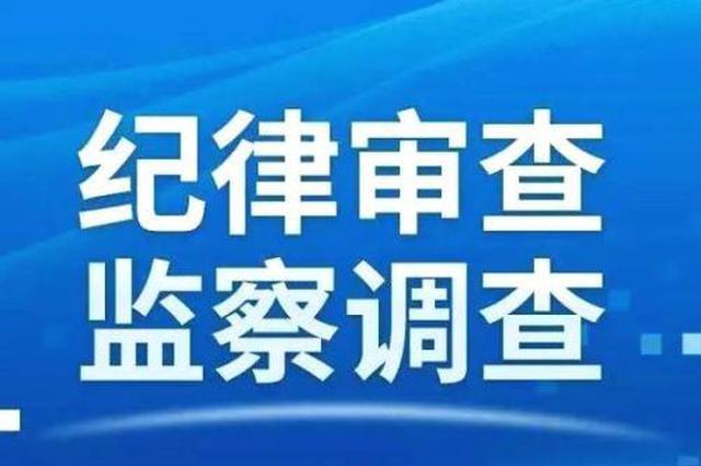 武汉经开区(汉南区)副区级干部张玉祥接受审查调查