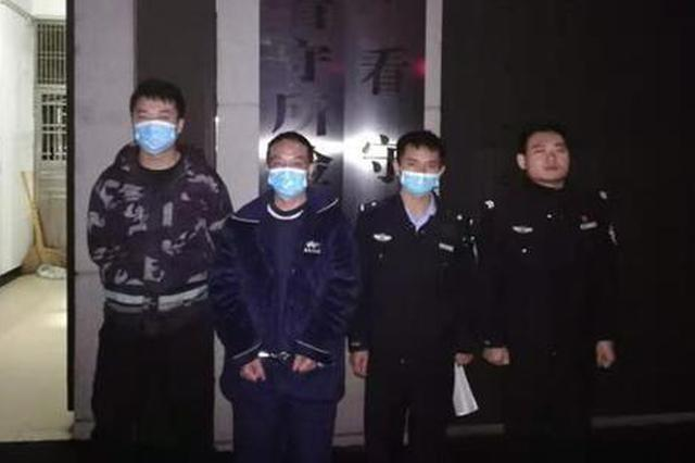 男子盗掘楚国古墓潜逃26年:想过自首 但怕判死刑