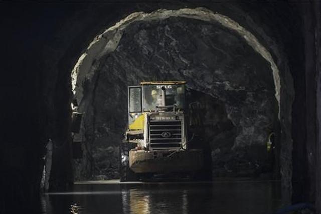 鄂北地区水资源配置工程全线贯通