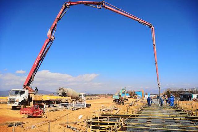 荆州新年喜迎千亿元投资 87个项目集中开工