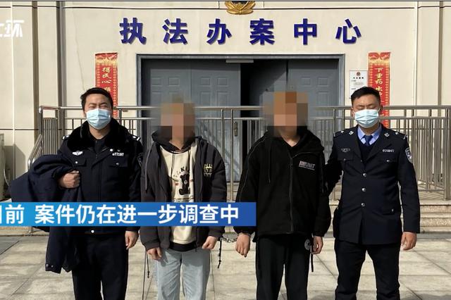 黄冈两少年组团行窃两年 13家店铺一夜被盗