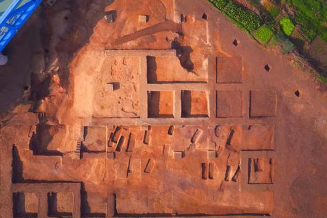湖北黄陂发现长江流域最大商代铸铜遗址 距今3千多年