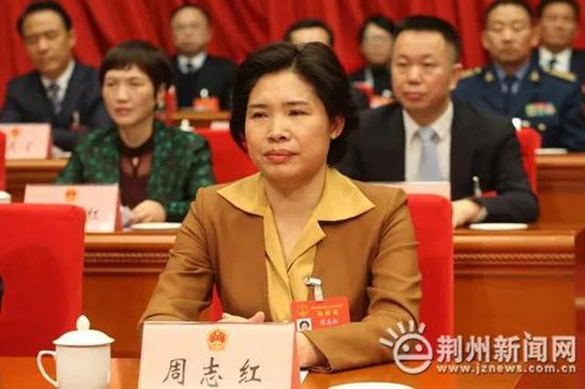 周志红当选荆州市市长(图)