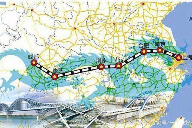 """沿江高铁拟在武汉设3站 """"天河空铁枢纽""""呼之欲出"""