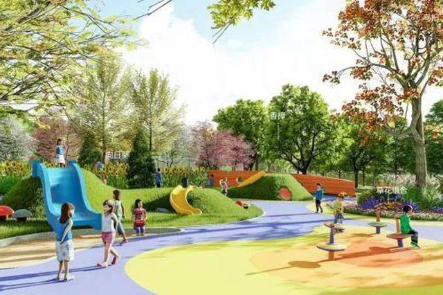 武汉今年再建100座口袋公园 步行5分钟可进公园绿地