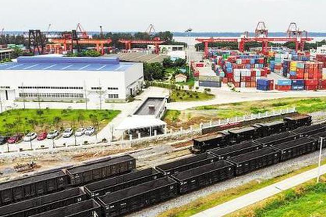 武铁1月货运量增速全国第二
