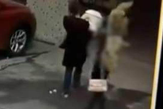 女子被天降大狗砸瘫 整栋楼成被告