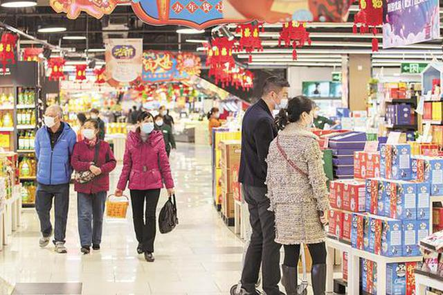 春节湖北零售额恢复至2019年同期93.6% 市场物价稳定