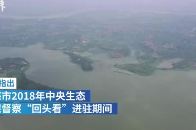 汉川将部分湖泊调出保护范围 群众举报填占曾被认定不实