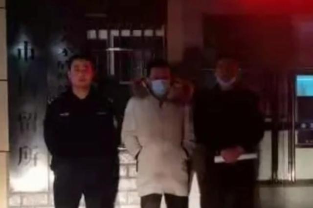宜昌一男子與女友吵架心情不好當街掌摑少年 被拘12天