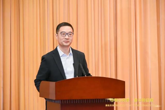 進出口銀行副行長寧詠已任湖北省政府黨組成員