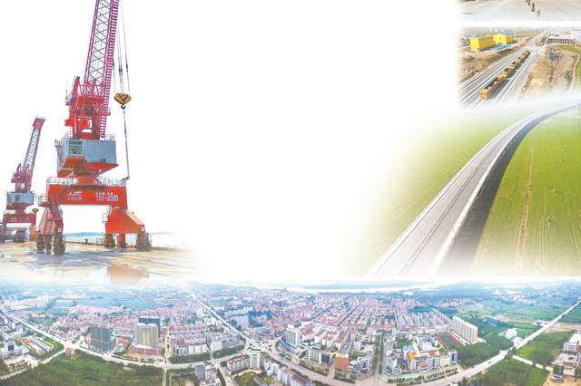 團風建設48平方公里臨港經濟區