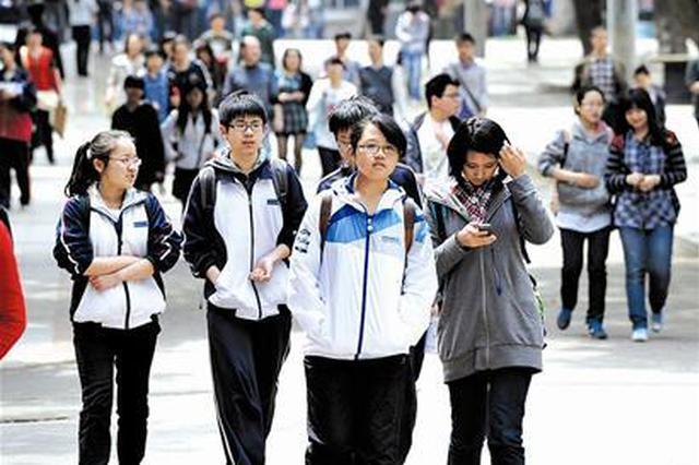 2021年武汉中招分配生政策发布 4月24日进行检测