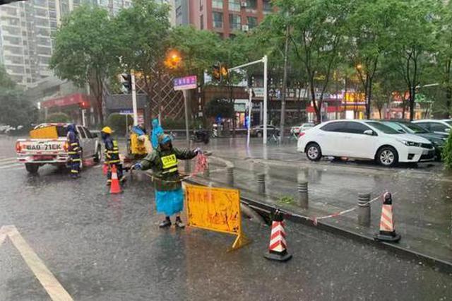 武汉市紧急部署应对突发灾害性天气