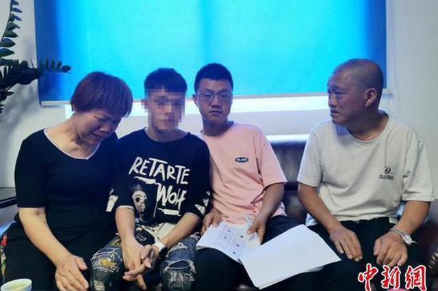 湖北一男童被拐25年 鄂粤警方助团圆