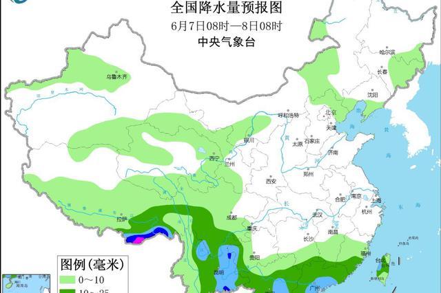 今年高考天气怎么样?华北黄淮高温 多地有降雨