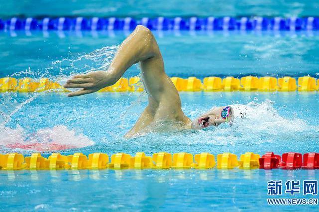 湖北泳军25人晋级全运决赛圈 4人基本入围奥运阵容