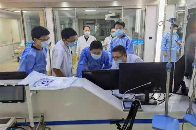 国家卫健委派专家组赴湖北十堰指导救治