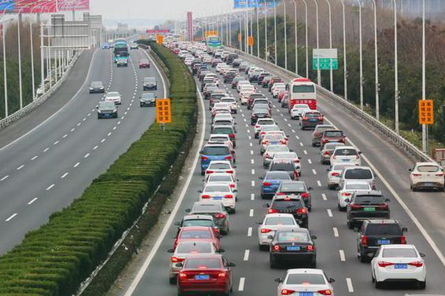 端午假期第二天全国道路交通总体平稳有序