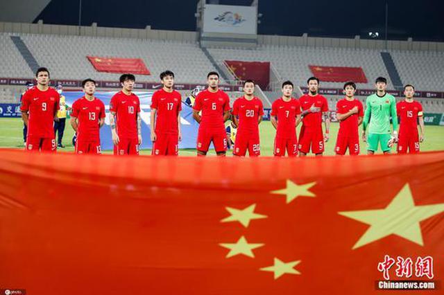 国足3:1战胜叙利亚晋级世预赛12强赛