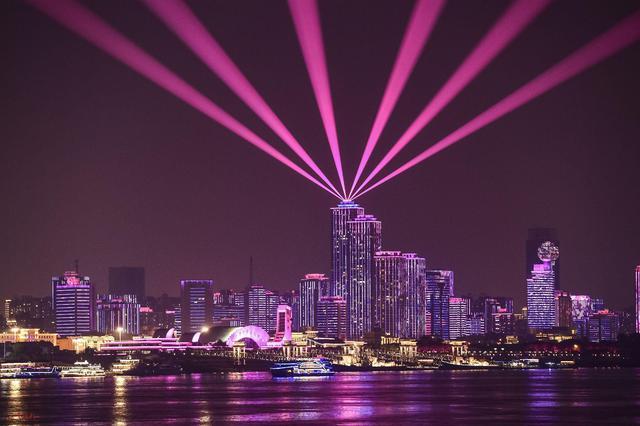 武汉将举办灯光秀庆祝建党百年