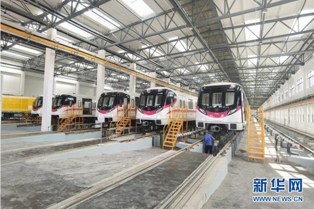 武汉轨道交通16号线全线贯通 有望年底开通运营