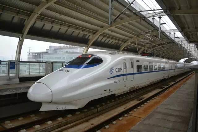 铁路6月25日调图 武咸城际、武孝城际相连