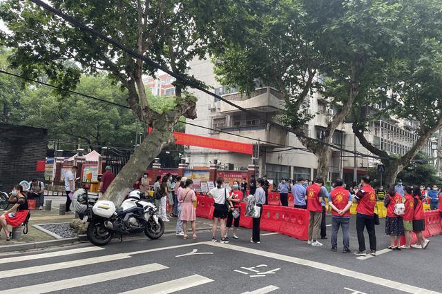 武汉2021年中考顺利收官 7月1日公布成绩