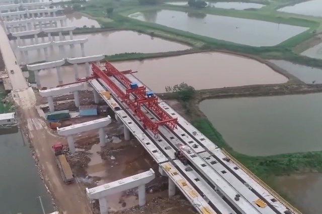 武漢城市圈合力打通22條瓶頸路 3年內擬投資超600億元