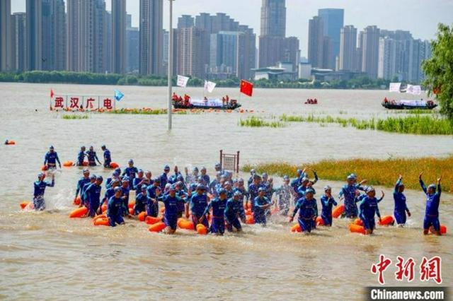 闊別一年武漢重啟渡江節 定于今年7月16日舉行