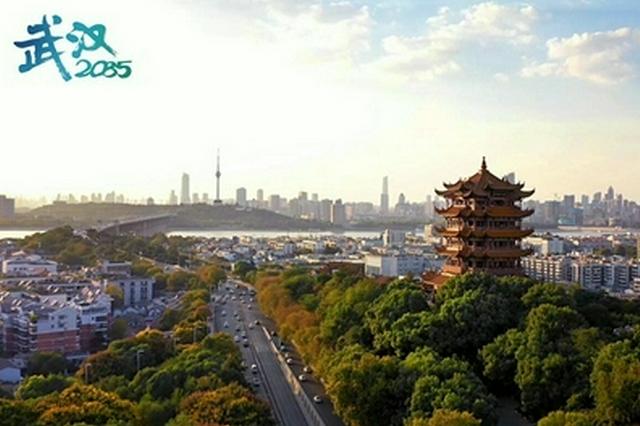 武漢新一輪國土空間總體規劃草案向公眾征詢意見
