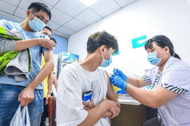 湖北省新冠疫苗接种超6000万剂次