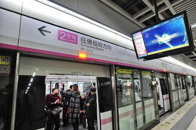 平均每年开通一条地铁 武汉地铁运营总里程居全国前十