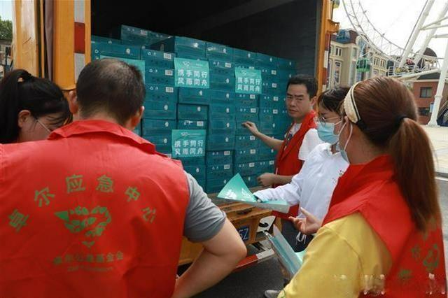 湖北国企党员干部冲锋一线 民企捐赠款物2.7亿元