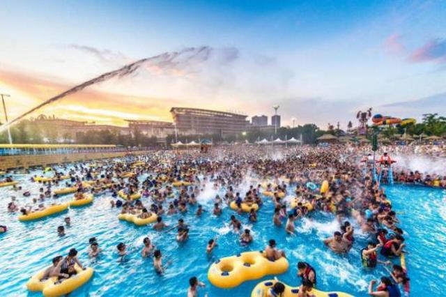 武汉抽查游泳场所水质 今年检查100%全覆盖