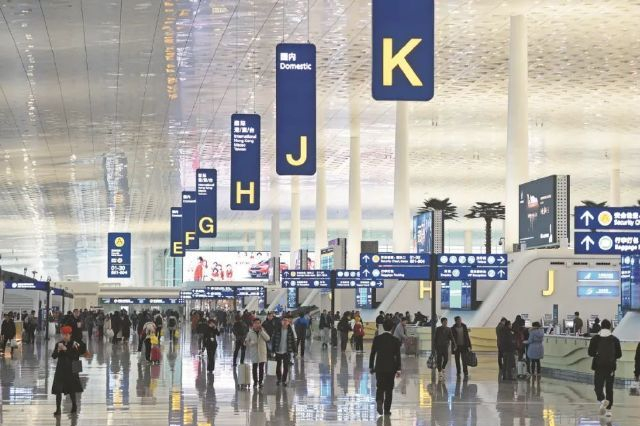 武汉天河机场将开通师生返校免费直通车