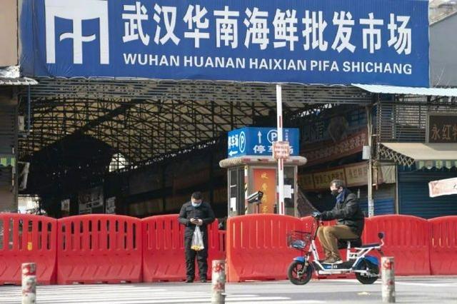 中疾控专家:华南海鲜市场疫情存在冷链引入病毒可能