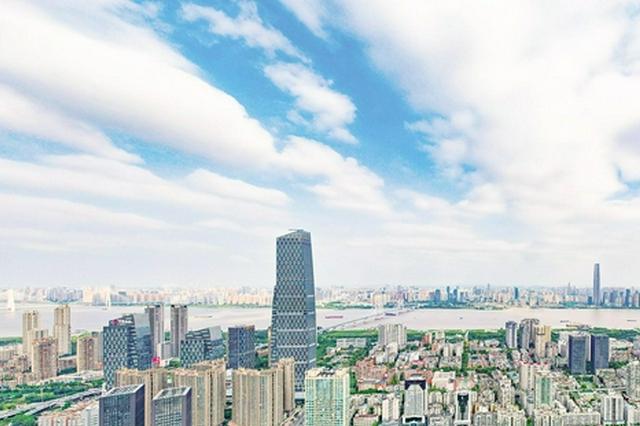 武汉前8个月空气质量优良率为83.5%