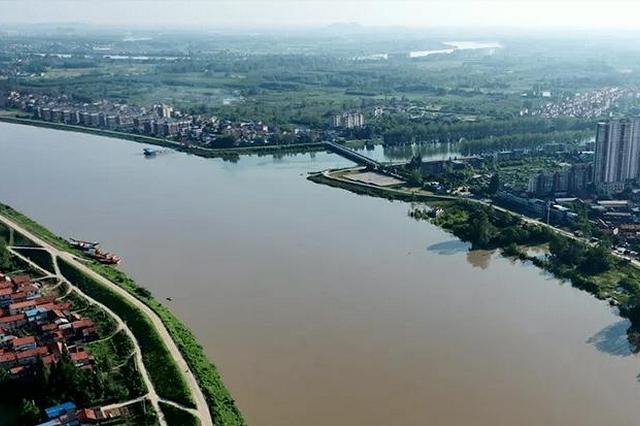 连续17天超警戒水位运行后 汉江汉川段退出警戒水位
