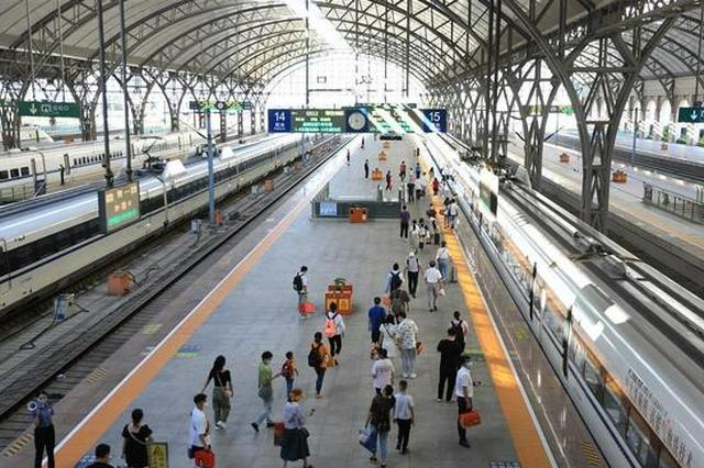 武铁累计送客160万人次 日均旅客量同比节前增四成