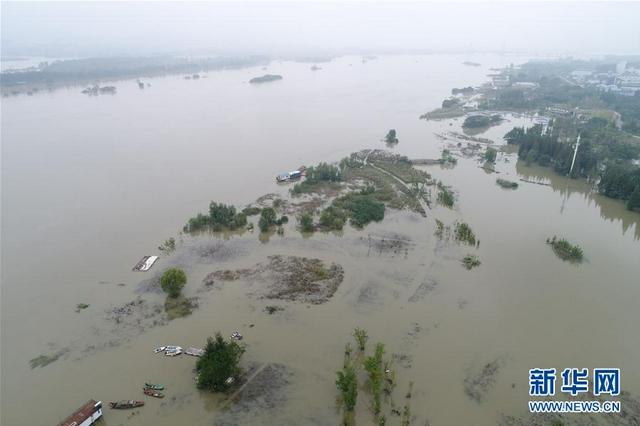 湖北省防指调整汉江流域防汛Ⅳ级应急响应至Ⅲ级