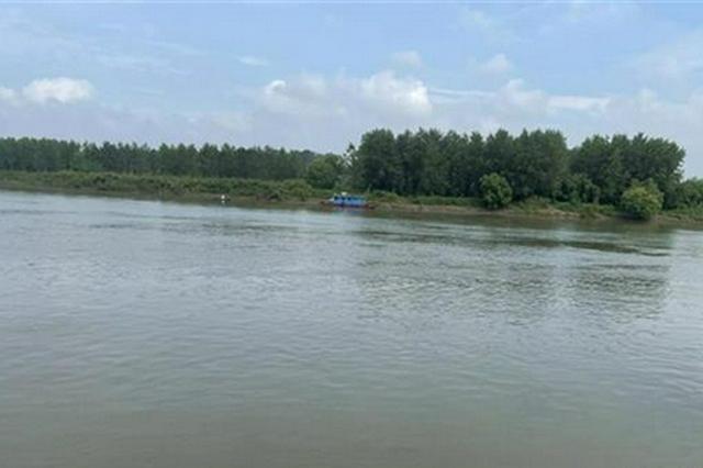 汉江中下游水位全线上涨 沿线3.9万人上堤巡守
