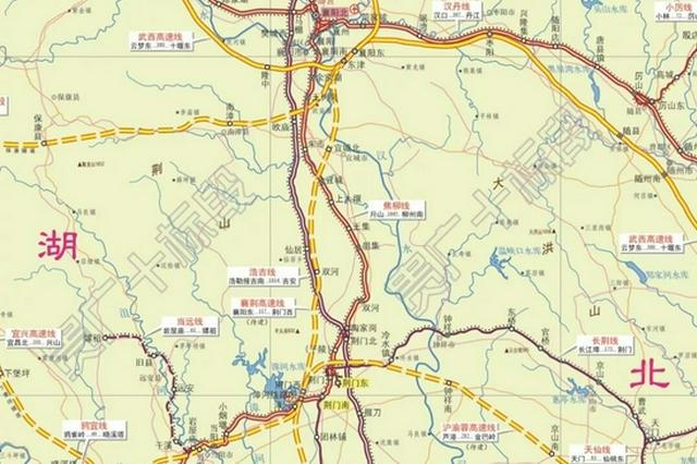 未来半小时直达!这条高铁将连接襄阳荆门两市