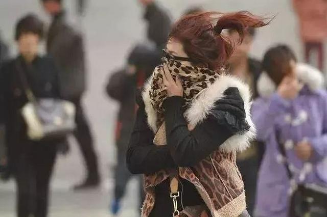 新一轮大风降温雨雪天气将入侵中国 局地降温10℃以上