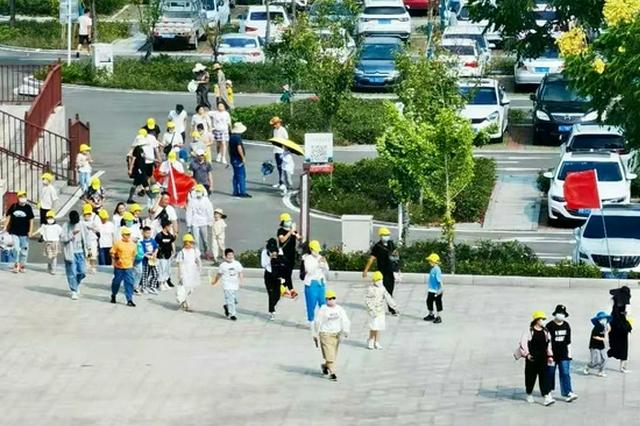 龟峰山景区国庆小长假游客接待量创历史新高