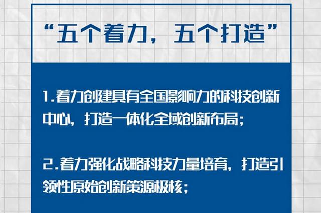 """《湖北省科技创新""""十四五""""规划》正式发布"""